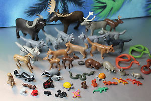 Animales de Playmobil