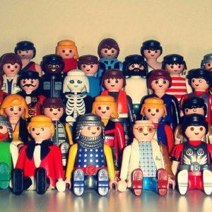 Personajes de Playmobil