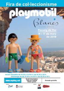 Feria Coleccionismo Playmobil Blanes 2019 2