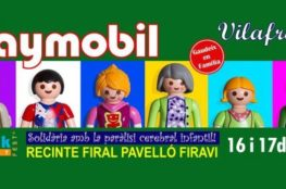 Feria Coleccionismo Playmobil Vilafranca 2019 3