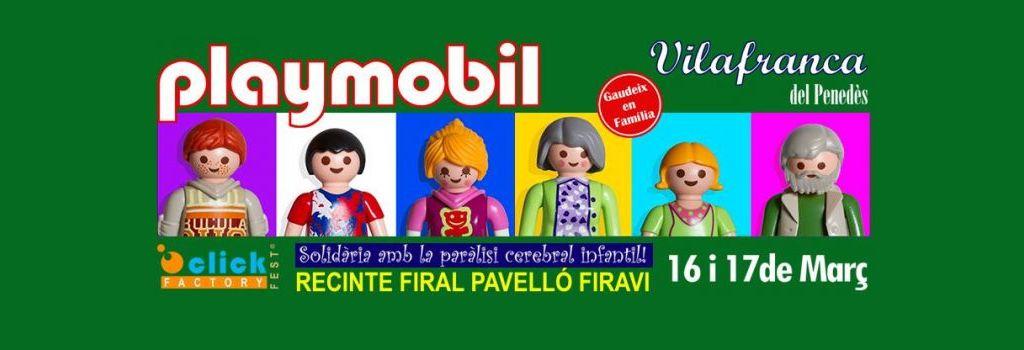 Feria Coleccionismo Playmobil Vilafranca 2019 1