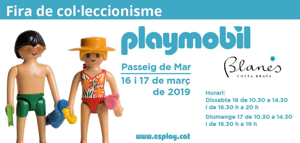Feria Coleccionismo Playmobil Blanes 2019 6
