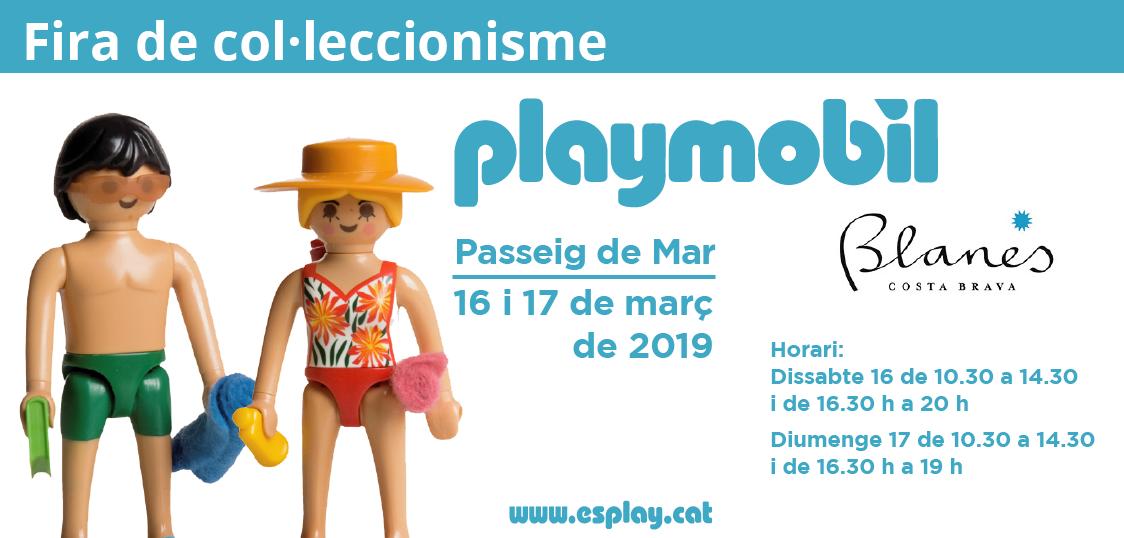 Feria Coleccionismo Playmobil Blanes 2019 1