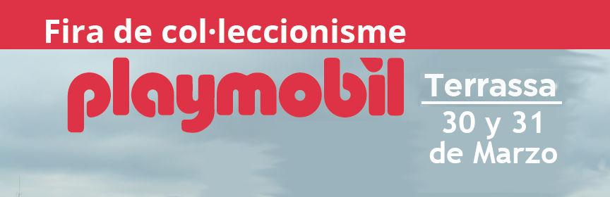 Fira del Coleccionisme Playmobil Terrassa 2019 3