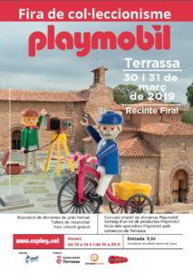 Feria Playmobil en Terrassa 2019