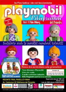 Feria Coleccionismo Playmobil Vilafranca 2019 2
