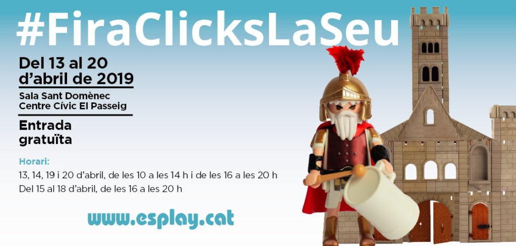 Fira del Coleccionisme Playmobil La Seu 2019 1