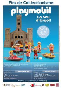 Fira del Coleccionisme Playmobil La Seu 2019 2